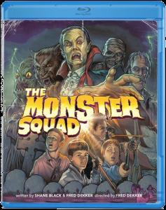 Monster Squad Blu-ray & DVD (Olive Films)