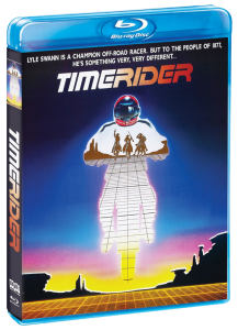 Timerider: The Adventure of Lyle Swann Blu-ray & DVD (Shout! Factory)