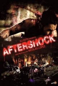 """Aftershock"" International Poster"