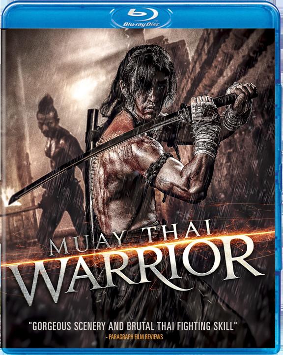 Muay Thai Warrior Blu-ray & DVD (Well Go USA) | cityonfire.com | Movie