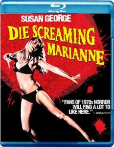 Die Screaming, Marianne: Remastered Edition Blu-ray (Redemption)