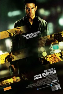 """Jack Reacher"" International Theatrical Poster"