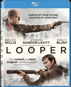 Looper Blu-ray & DVD (Sony)