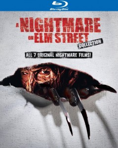 Nightmare on Elm Street Blu-ray Collection (Warner)