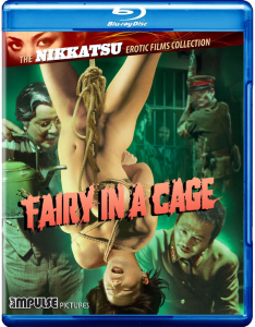Fairy in a Cage Blu-ray & DVD (Impulse Pictures)