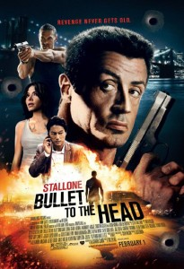 """Bullet to the Head"" Theatrical Poster"