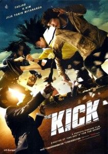 """The Kick"" International Poster"