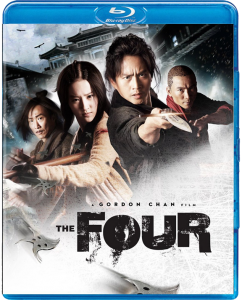 The Four Blu-ray & DVD (Well Go USA)