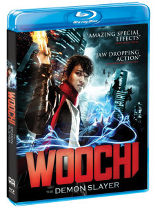 Woochi: The Demon Slayer Blu-ray & DVD (Shout! Factory)