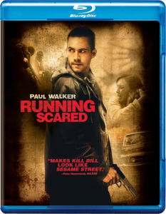 Running Scared Blu-ray (New Line Cinema)