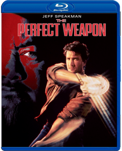 """""""The Perfect Weapon"""" Blu-ray Cover"""