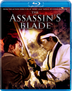 Assassin's Blade Blu-ray & DVD (Well Go USA)