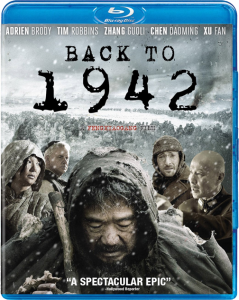 Back to 1942 Blu-ray & DVD (Well Go USA)