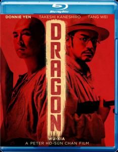 Dragon (aka Wu Xia) Blu-ray & DVD (Anchor Bay)