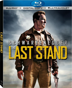 The Last Stand Blu-ray & DVD (Lionsgate)
