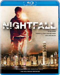 Nightfall Blu-ray & DVD (Well Go USA)