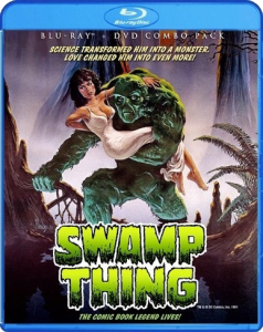 Swamp Thing | Blu-ray (Shout! Factory)