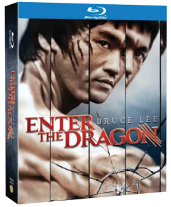 Enter the Dragon: 40th Anniversary Ultimate Collector's Edition Blu-ray (Warner)