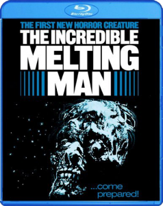 The Incredible Melting Man Blu-ray (Shout! Factory)