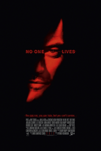 """No One Lives"" International Poster"