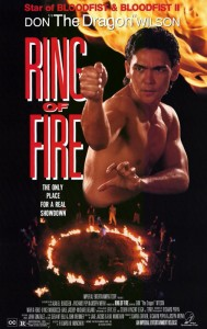 """Ring of Fire"" VHS Cover"