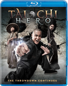 """Tai Chi Hero"" Blu-ray Cover"