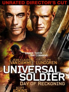 """Universal Soldier: Day of Reckoning"" Unrated Director's Cut"