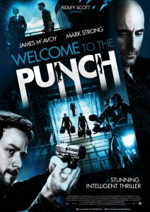 """Welcome to the Punch"" Theatrical Poster"