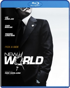 New World | Blu-ray & DVD (Well Go USA)
