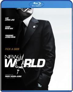 New World | Blu-ray & DVD (Well Go USA)