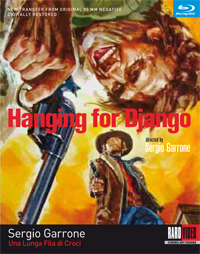 Hanging for Django Blu-ray (Raro Video USA)