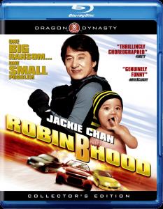"""""""Robin-B-Hood"""" Blu-ray Cover"""