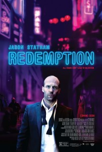 """Redemption"" Theatrical Poster"
