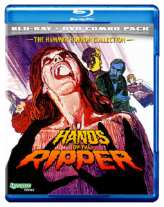Hands of the Ripper | Blu-ray & DVD (Synapse Films)