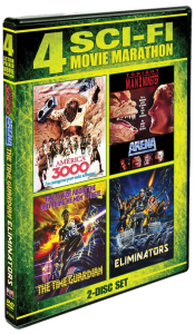 Sci Fi Movie Marathon DVD Set (Shout! Factory)
