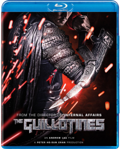 The Guillotines | Blu-ray & DVD (Well Go USA)