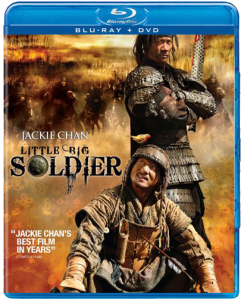 """Little Big Soldier"" Blu-ray Cover"