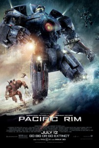 """Pacific Rim"" Theatrical Poster"
