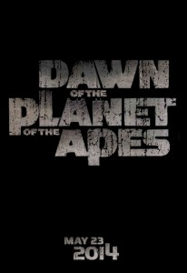 """Dawn of the Planet of the Apes"" Teaser Poster"
