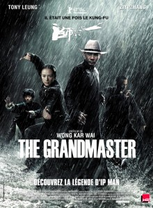 """The Grandmaster"" International Theatrical Poster"