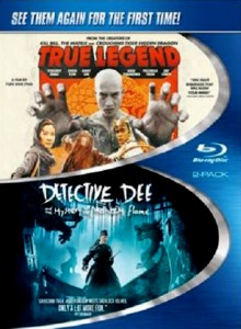Detective Dee & True Legend Double Feature | Blu-ray (Indomina)