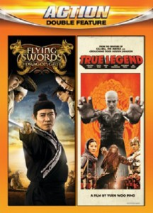Flying Swords of Dragon Gate & True Legend Double Feature | DVD (Indomina)
