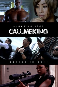 """Call Me King"" Promotional Poster"