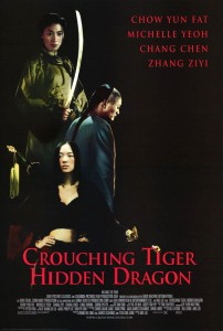 """Crouching Tiger, Hidden Dragon"" Theatrical Poster"