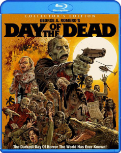 Day of the Dead: Collector's Edition | Blu-ray & DVD (Shout! Factory)