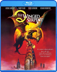 Q: The Winged Serpent | Blu-ray (Shout! Factory)