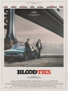 """Blood Ties"" International Theatrical Poster"
