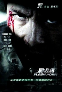 """Flash Point"" Chinese Theatrical Poster"