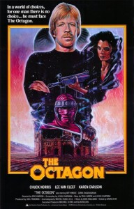 """The Octagon"" Theatrical Poster"