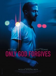 """Only God Forgives"" Theatrical Poster"